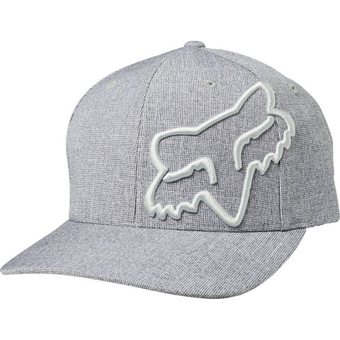 FOX CLOUDED FLEXFIT LIGHT GREY