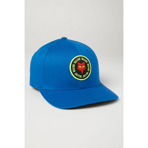 MAWLR FLEXFIT HAT ROY BLU