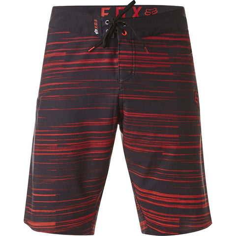 FOX MOTION STATIC BOARDSHORT FLAME RED