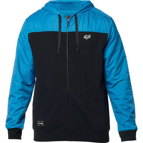 FOX MEN'S PIVOT ZIP FLEECE MAUI BLUE