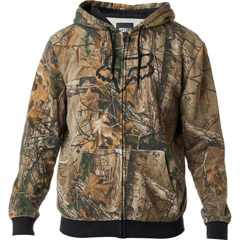 FOX MEN'S REALTREE ZIP UNLINED CAMO