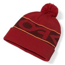 OAKLEY FACTORY CUFF BEANIE RED LINE