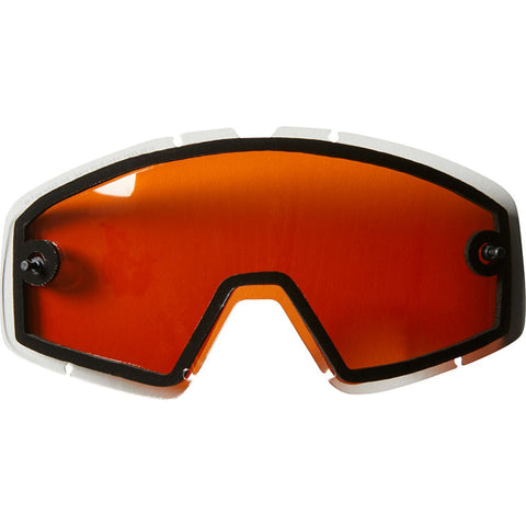FOX MAIN REPLACEMENT LENSES DUAL ORANGE DUAL
