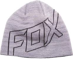 FOX RIDE BEANIE LIGHT GREY