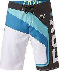 FOX MOTION ROHR BOARDSHORT WHITE