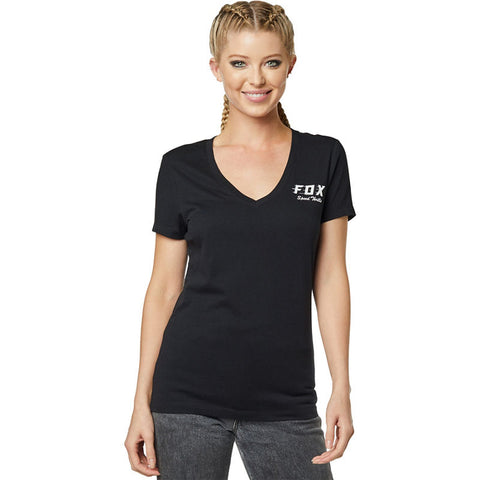 FOX SPEED THRILLS SS TEE BLACK