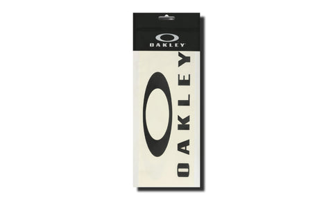 OAKLEY LOGO STICKER PACK LARGE BLACK