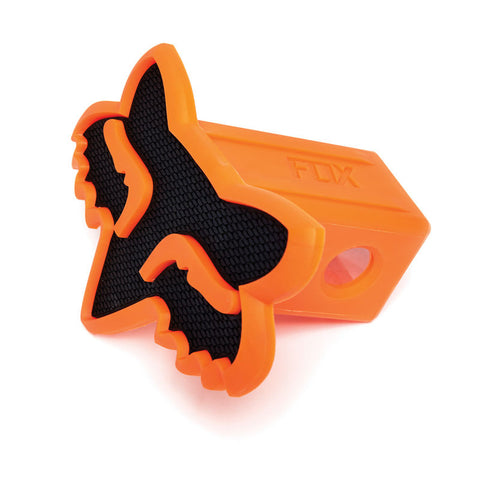 FOX TRAILER HITCH COVER BLACK/ORANGE