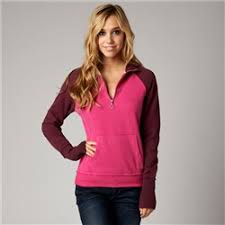 FOX WOMEN'S UTILIZE PULLOVER GUAVA