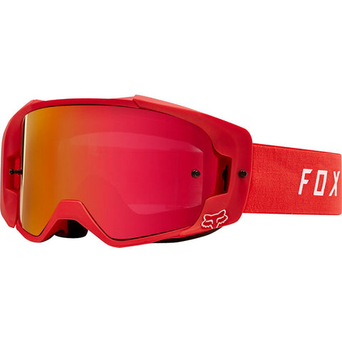 FOX VUE GOGGLE RED