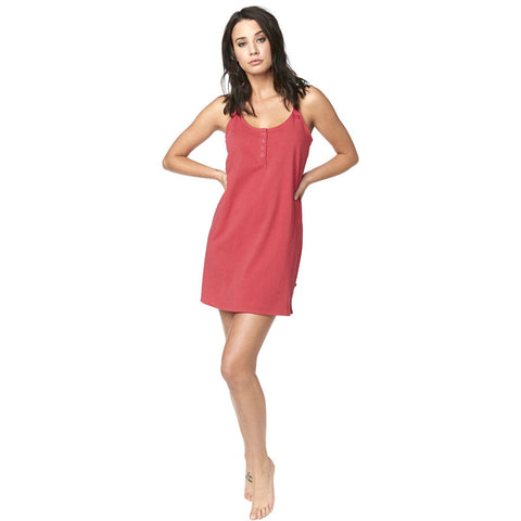 FOX WOMEN'S WILLOW SPRINGS DRESS RIO RED