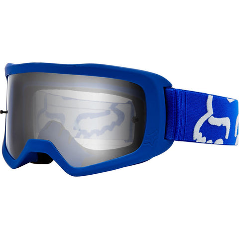 FOX YOUTH MAIN RACE GOGGLE BLUE