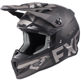 2019 FXR Youth Boost Evo Helmet Black Ops Free Shipping! Free FXR Water Bottle!