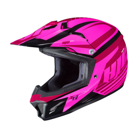 HJC YOUTH CL-XYII BATOR MC8 PINK/BLACK FREE SHIPPING!!!