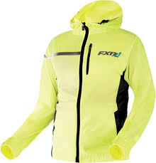 FXR BREAKER JACKET Hi-Vis/BLACK/BLUE Free Shipping!!!!