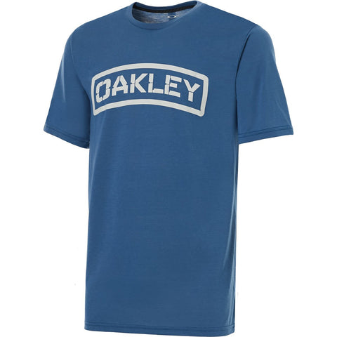 OAKLEY MEN'S SO-Tab Tee Ensign Blue
