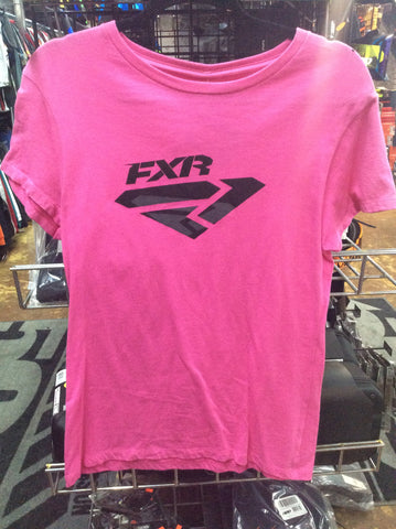 FXR LADIES Basic T-Shirt Fuchsia