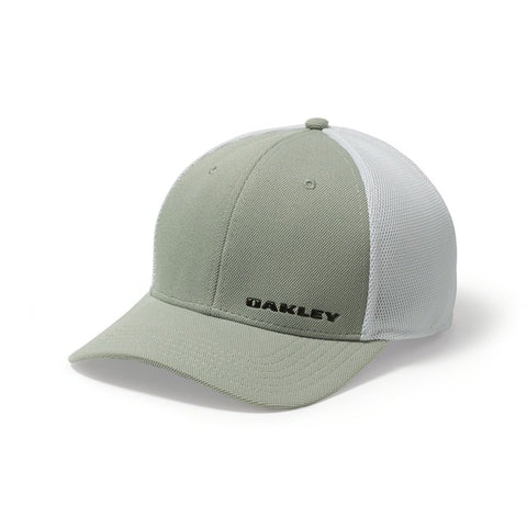 OAKLEY SILICON BARK TRUCKER 4.0 HAT GREY