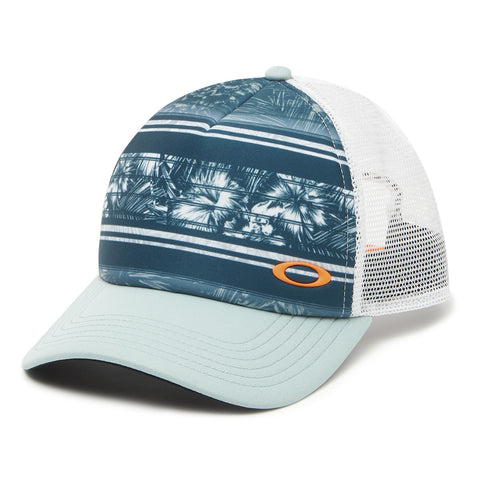 OAKLEY Mesh Sublimated Trucker Hat BALSAM