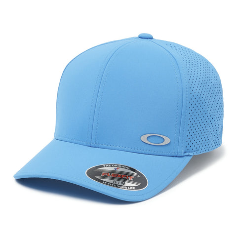 OAKLEY AERO PERF HAT ATOMIC BLUE