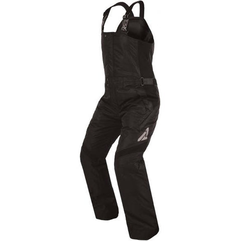 2020 FXR LADIES SUGAR BIB PANT BLACK FREE SHIPPING