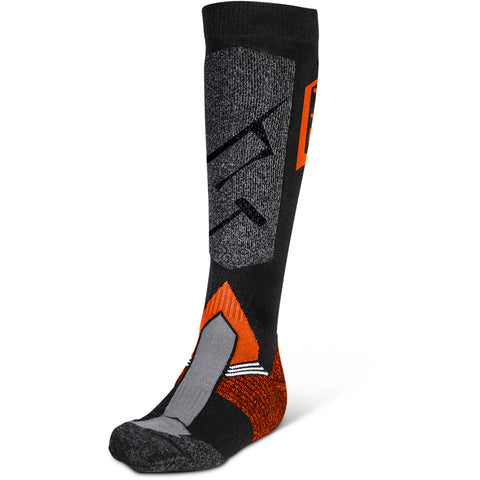 2020 509 TACTICAL SOCK ORANGE SM/MD