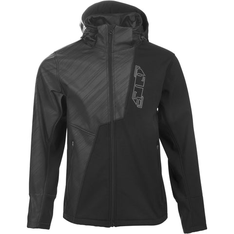 2020 509 TACTICAL  SOFTSHELL JACKET BLACK OPS