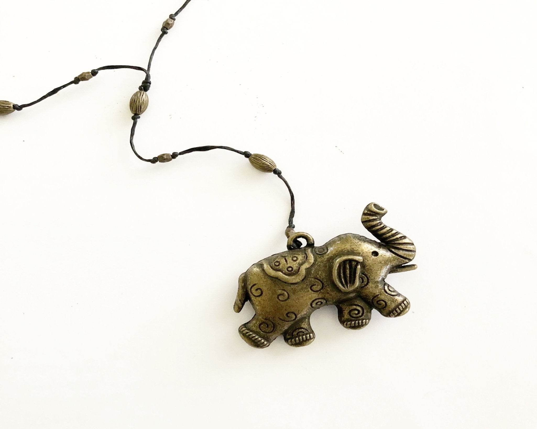 Necklace Elephant
