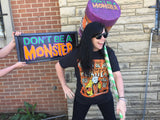 Don't Be A Monster Spook Show T-Shirt