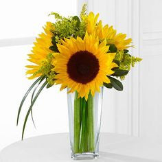 Splendid  Sunflowers Arrangement