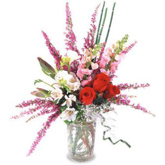 Cascading Glory Arrangement
