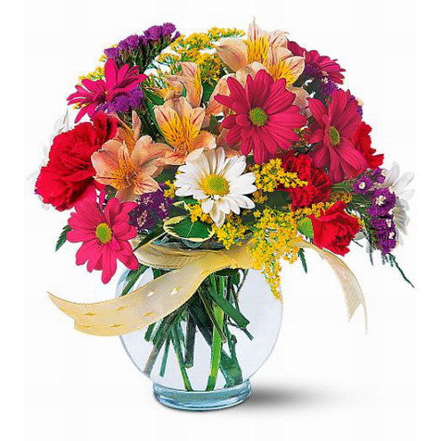 Joyful Vase Arrangement