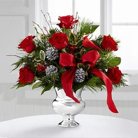 Yuletide Splendor Arrangement