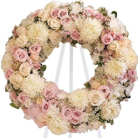 Eternal Wreath Arrangement