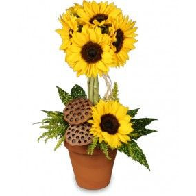 Sunflower Delight Arrangement