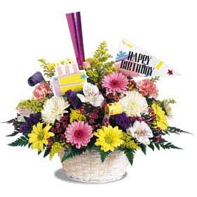 Happy Birthday Celebration Bouquet