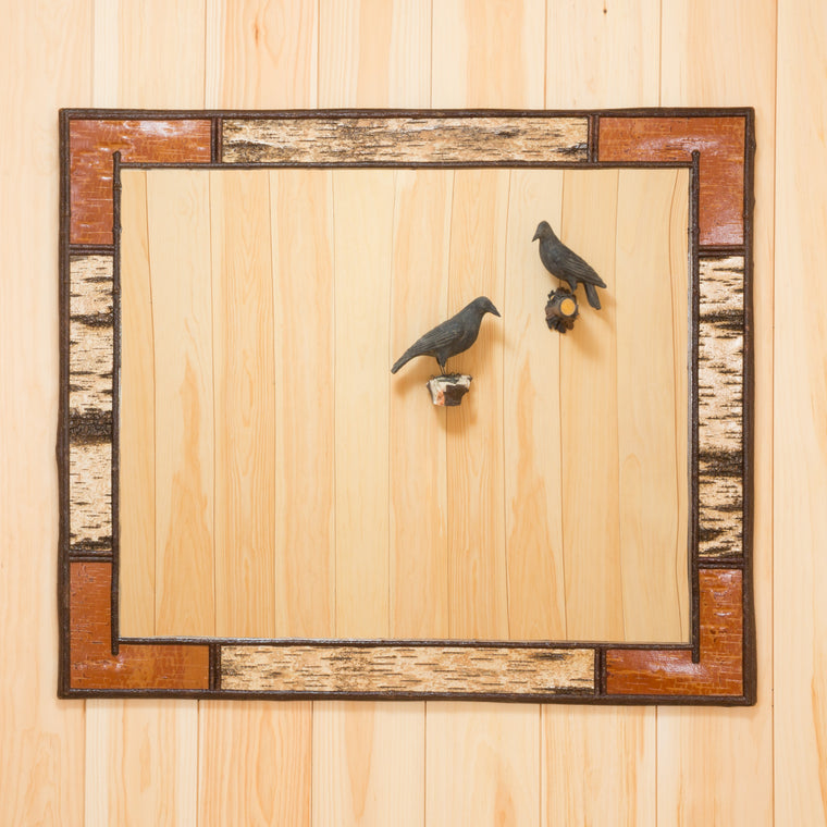 Dartbrook Birch Mirror | Dartbrook Signature Collection