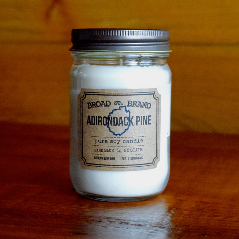 Adirondack Pine Candle | Dartbrook Signature Collection