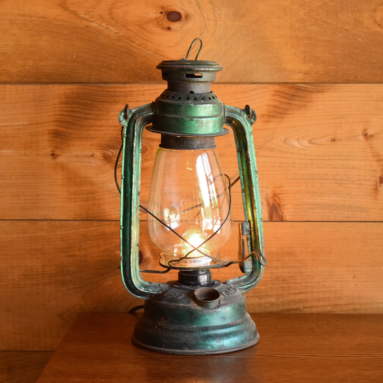 Authentic Old Lantern Lamp
