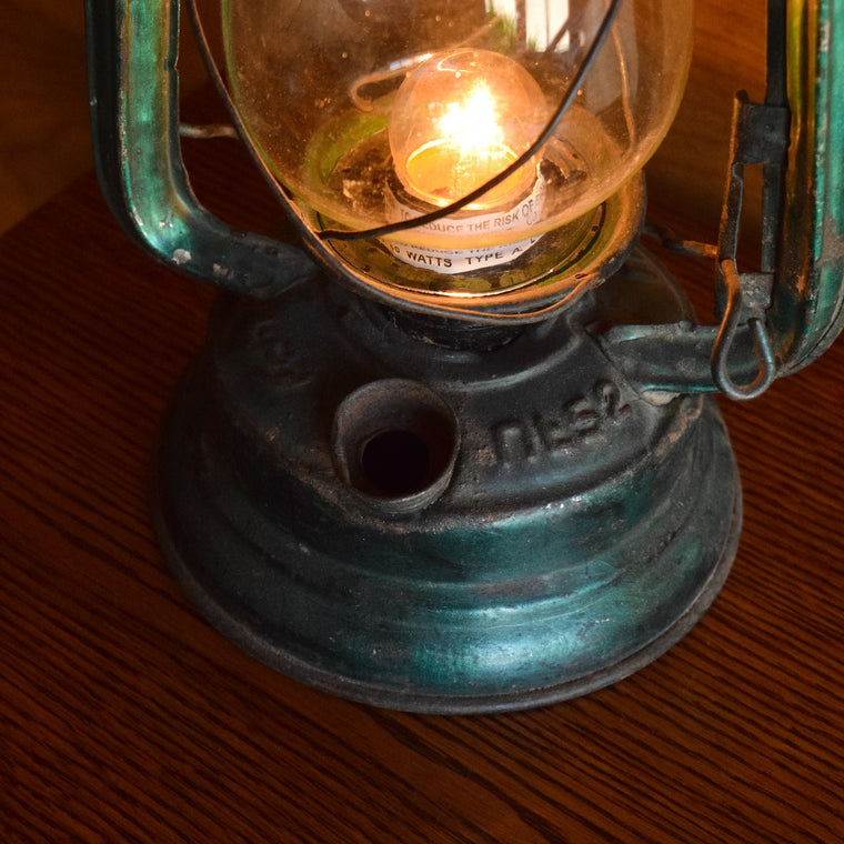 Authentic Rustic Lantern
