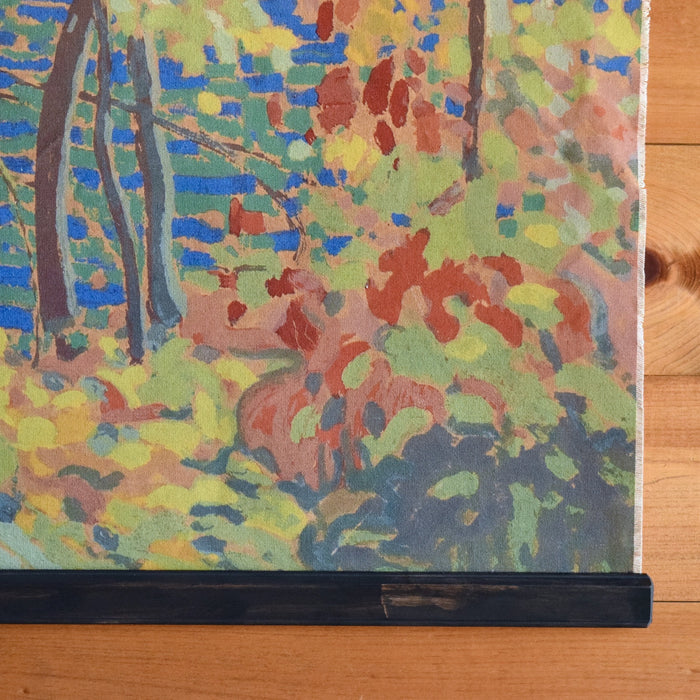 "Tom Thomson ""The Pool"" Wall Chart 