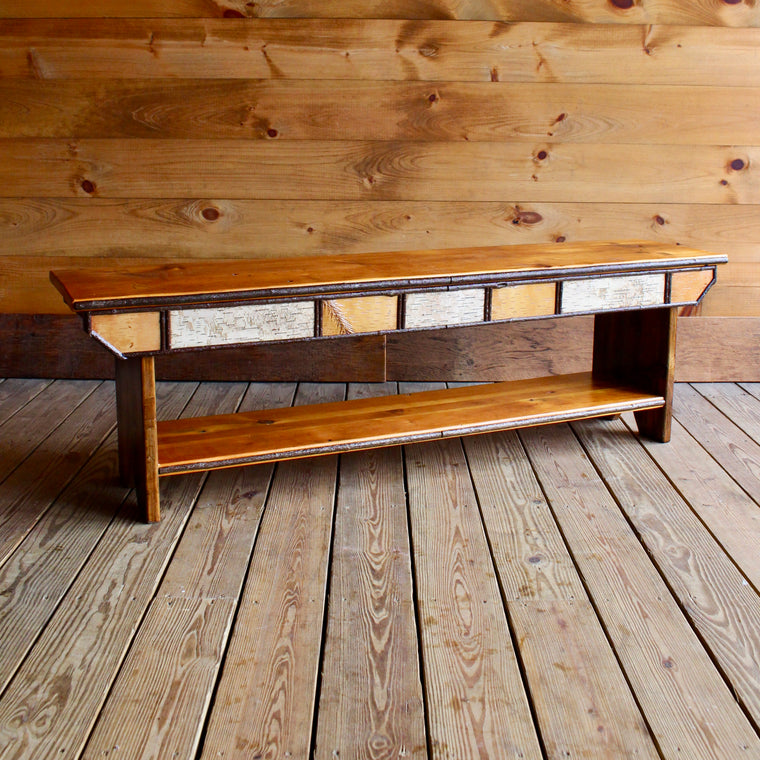 Rustic Bench | Dartbrook Signature Collection