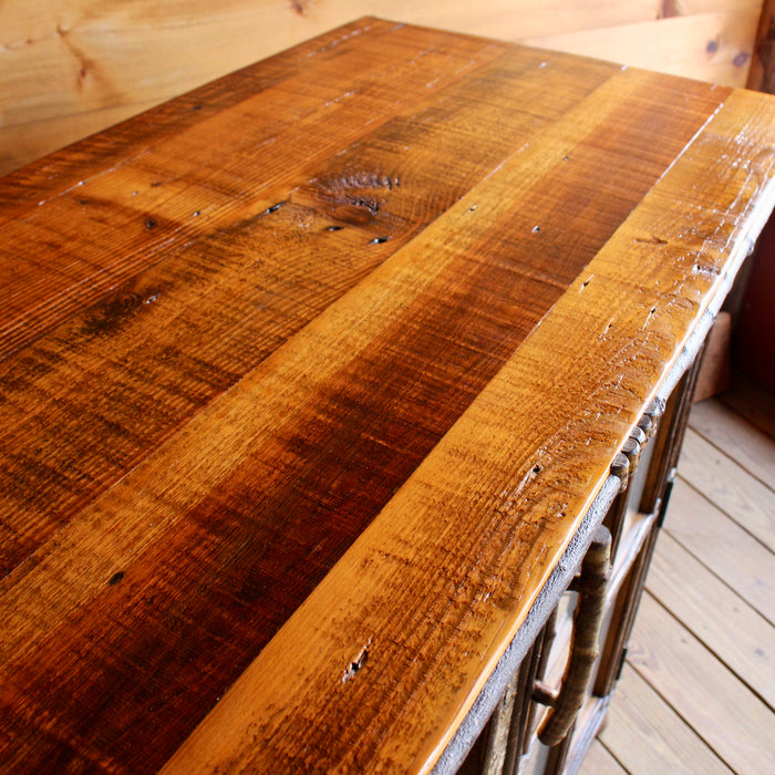 Handcrafted Barn Wood Furniture