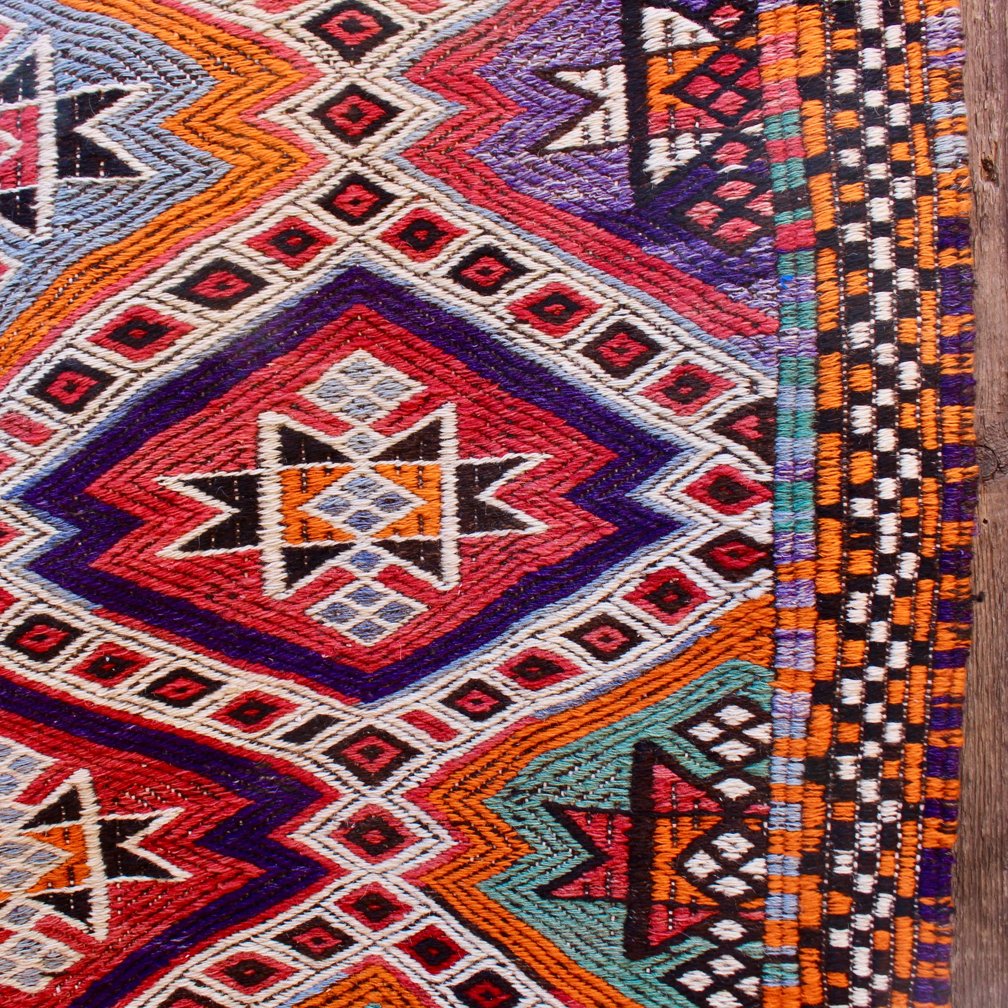 vintage rugs turkish detail rug