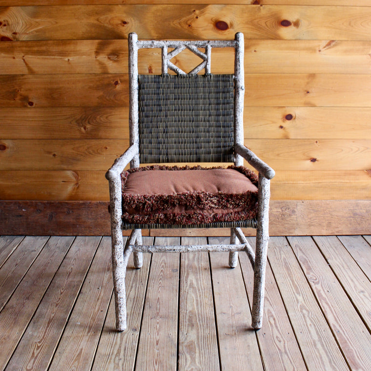 All Weather Birch Dining Arm Chair
