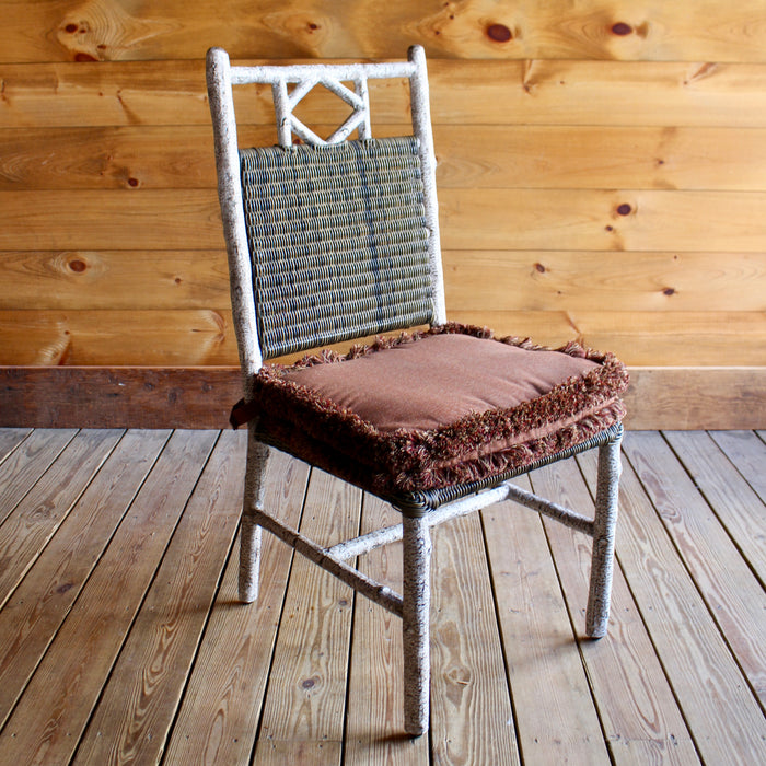 Aluminum All Weather Birch Dining Chair