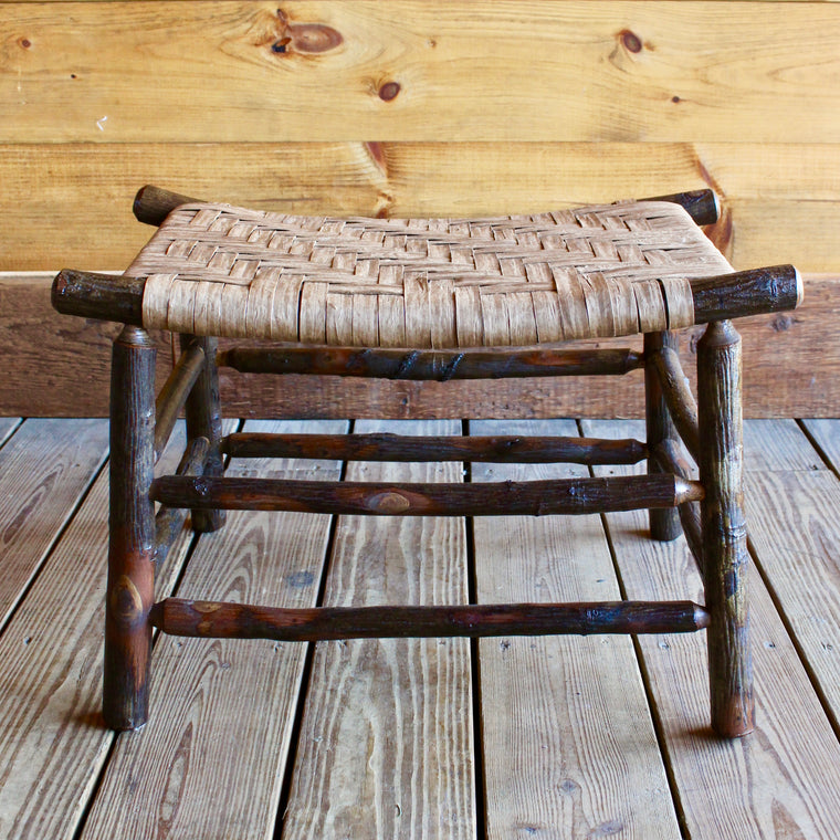 Camp Stool | Footrest | Dartbrook Signature Collection
