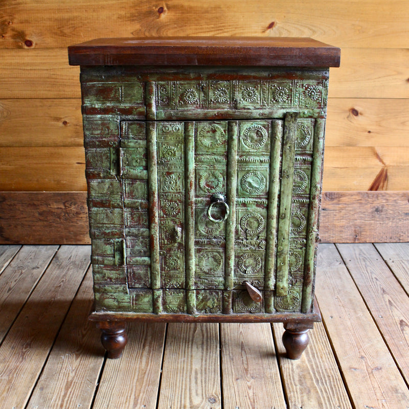 Handcrafted Persian Night Stand
