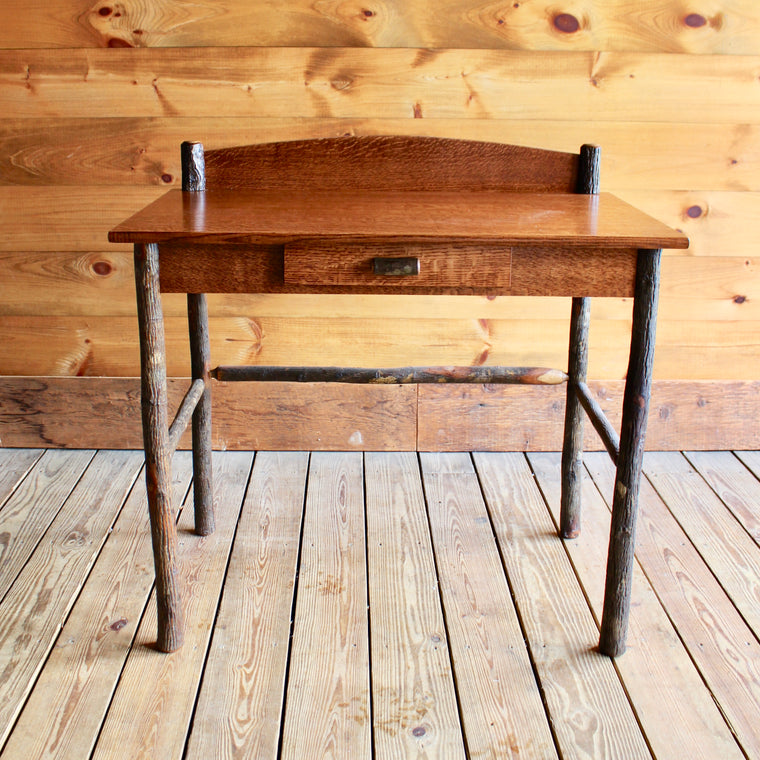 Oak Top Writing Desk