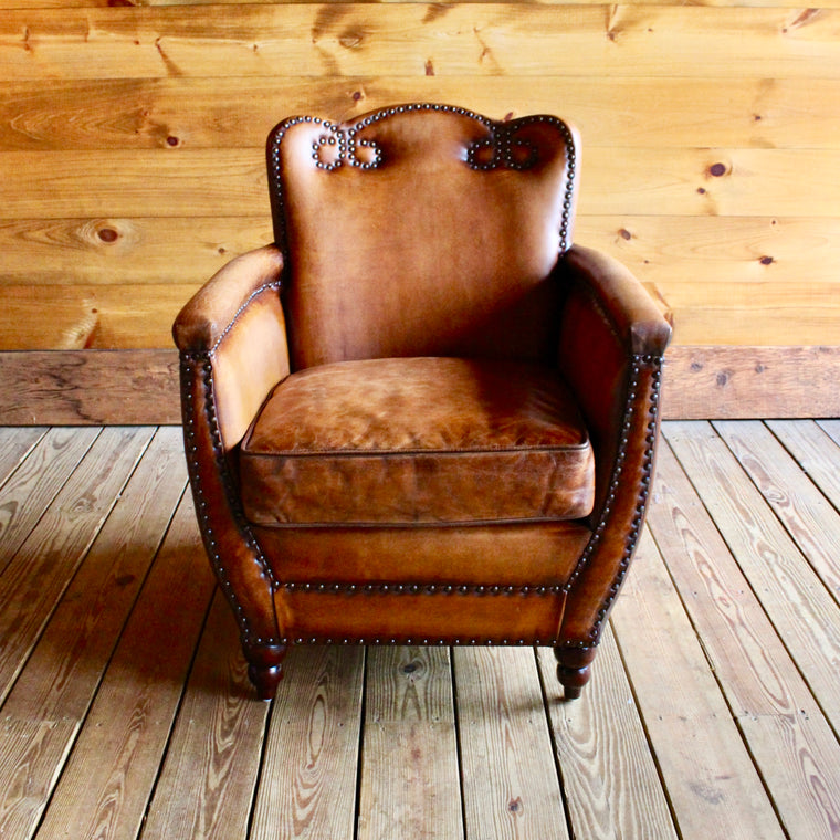 Wyatt Leather Chair